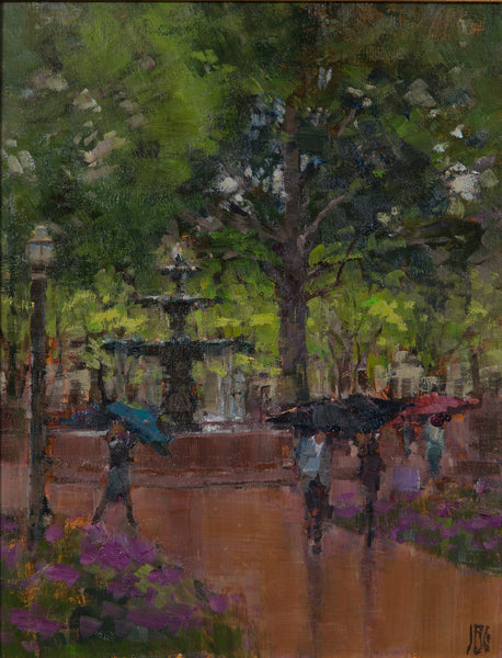 """Rainy Day"" by John Guernsey"