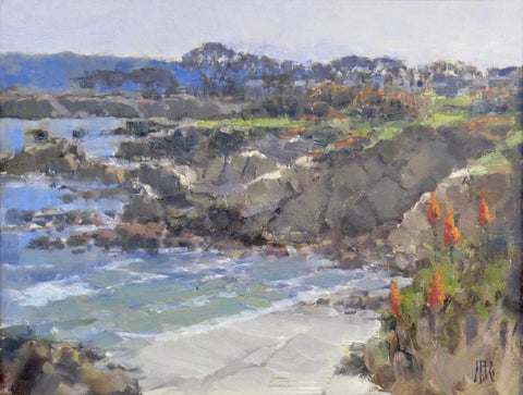 """Pacific Grove Morning"" by John Guernsey"