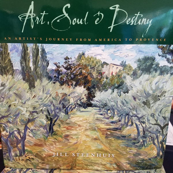 Steehuis - Book: Art, Soul, and Destiny