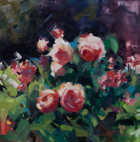 """Roses"" by Kendall Portis"