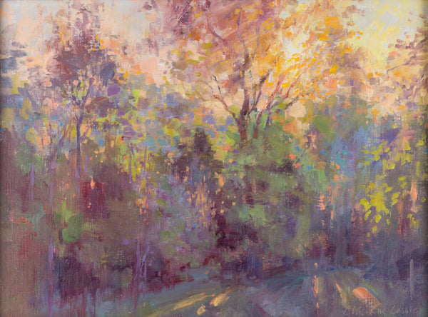 """Olmsted Shimmer"" by Christine Lashley"