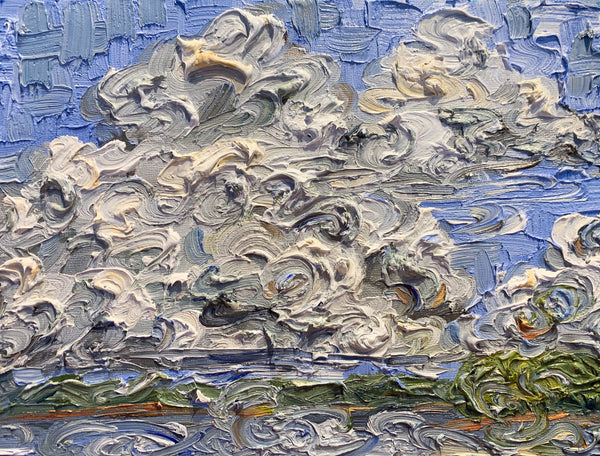 """Lake Lanier Clouds"" by Nancy Livengood"