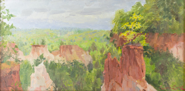 """Providence Canyon"" by Sergio Lopez"