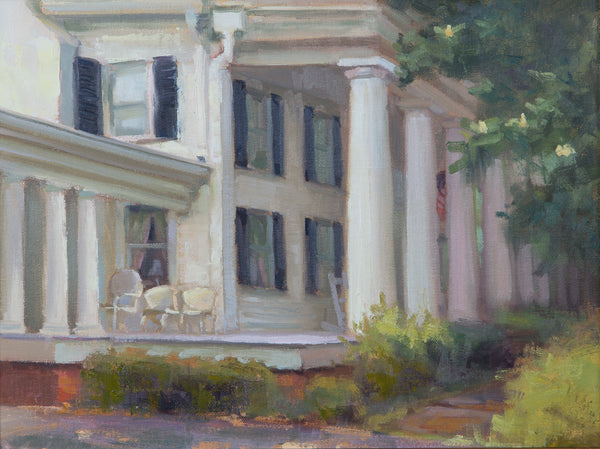 """Haunted Mansion"" by Chuck Marshall"