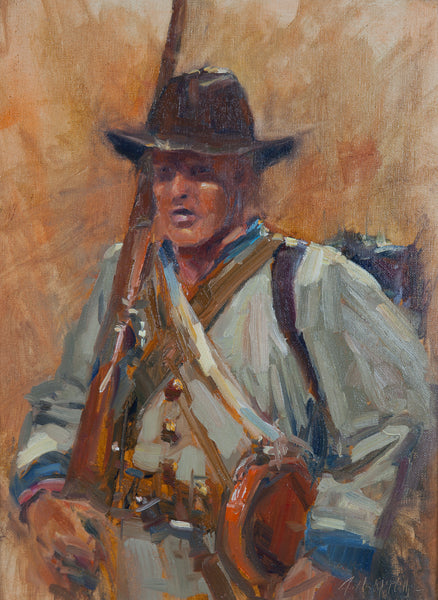 """Johnny Reb"" by Jonathan McPhillips"