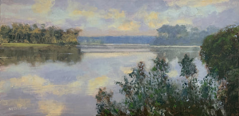 """Frederica Lake"" by George Netherton"