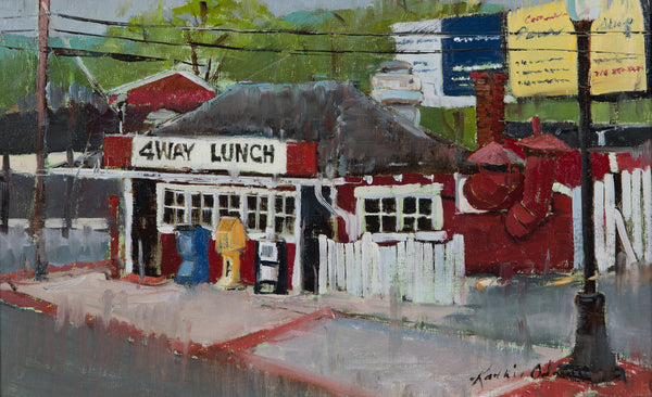 """4Way Lunch"" by Kathie Odom"