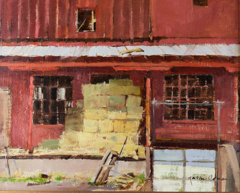 """Southern Bales"" by Kathie Odom"