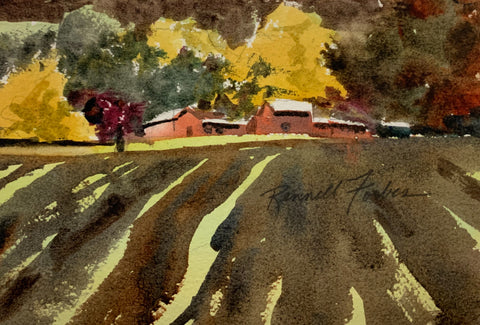 """Family Farm"" by Kathy Rennell Forbes"