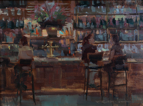 """Happy Hour"" by James Richards"