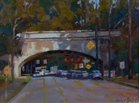 """Rush Hour on Ponce"" by Daly Smith"