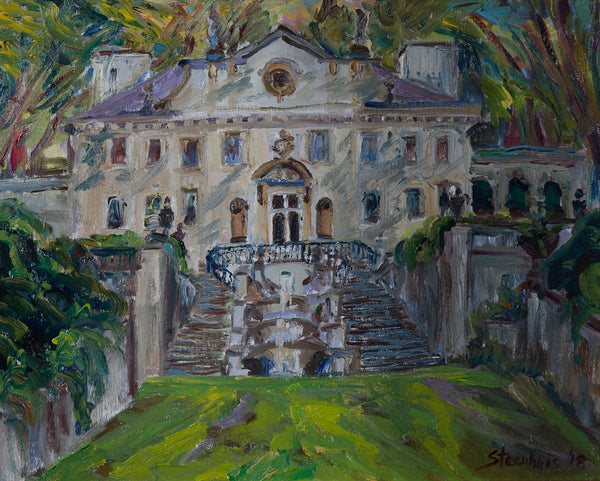 """The Swan House"" by Jill Steenhuis"