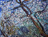 """Almond Blossoms and Branches"" by Jill Steenhuis"