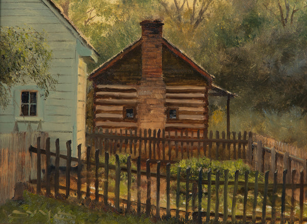 """The Home Behind the Back Garden"" by William A Suys Jr."