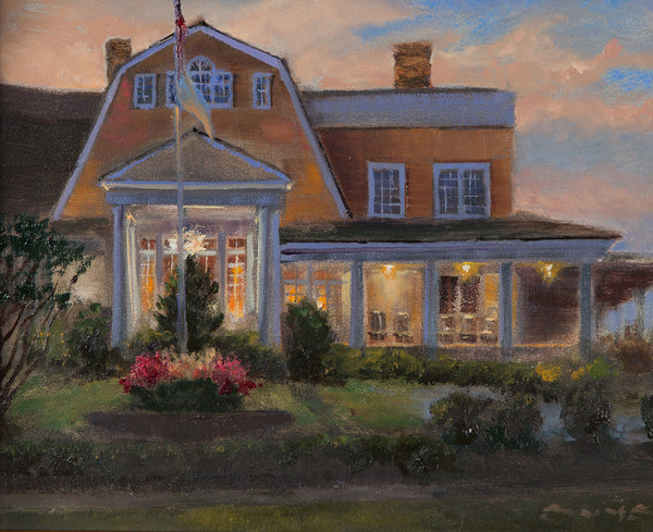 """Twilight , Druid Hills"" by William A Suys, Jr"