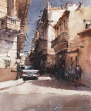 Painting Watercolor with the Bold Brush... A Three Day Workshop With Vlad Yeliseyev - April 15 - 17, 2020