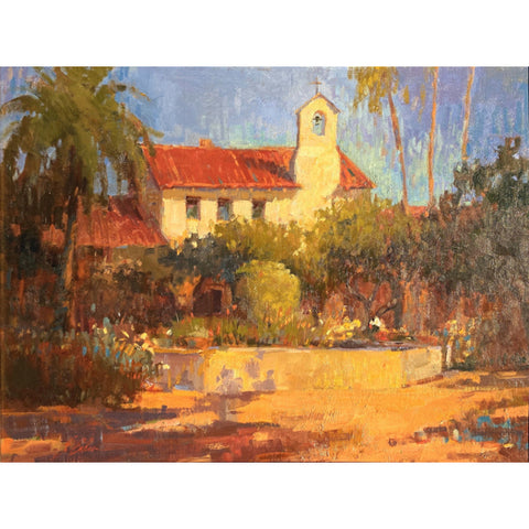 """Capistrano Light and Shadow"" by Suzie Baker"