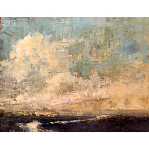 """Coastal Approach"" by Jill Basham"