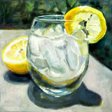 """Water with Lemon"" by Lynne Tompkins Brice"