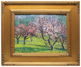 """Peaches Plein Air"" by Ed Cahill"
