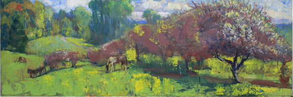"""Spring at Mabry Farm"" by Ed Cahill"