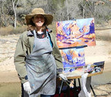 Joy of Painting...A two day  workshop with Cynthia Rosen - May 6 - 7, 2019
