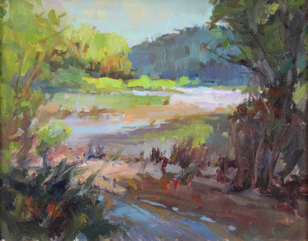 """By the River"" by Millie Gosch"
