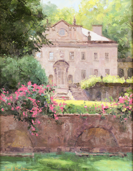 """Morning At Swan House"" by Neal Hughes"