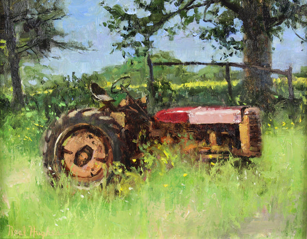 """Tractor"" by Neal Hunter"