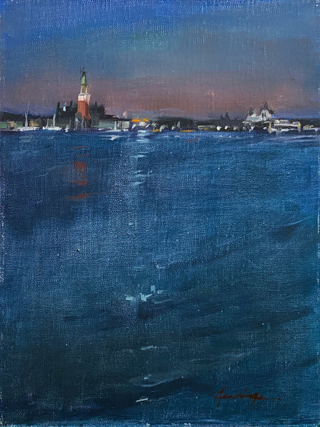 """Lights of Venice"" by Denise Jennings"
