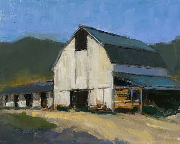 """The Big Barn""  by Denise Jennings"