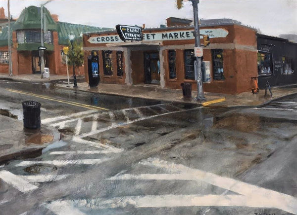"""Streets of Baltimore""  by Tim Kelly"
