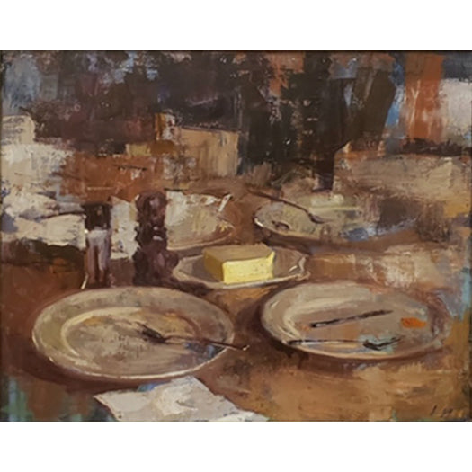 """Breakfast Table"" by Patrick Lee"