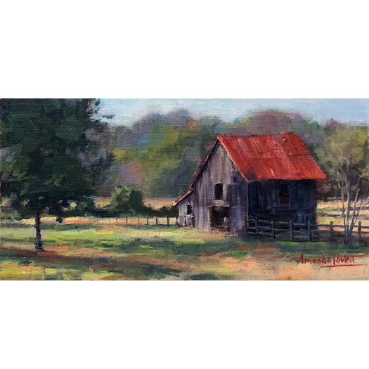 """Haywood Valley"" by Amanda Lovett"