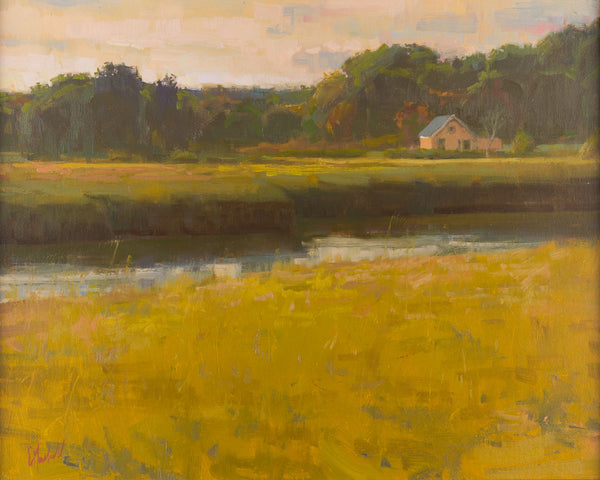 Essex Afternoon by Chuck Marshall