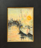 """Sun Up"" by Lila McAlpin"