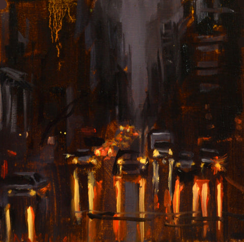 """Candled Night"" by DK Palecek"