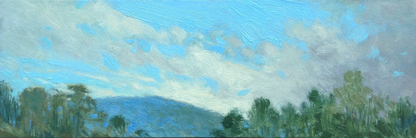 """June 1rst Clouds"" by Crista Pisano"