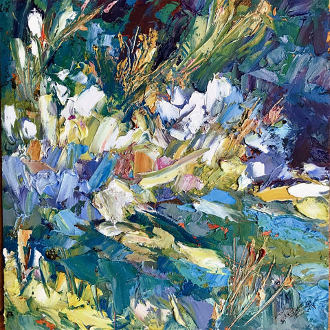 """Burst of Spring Colors"" by Cynthia Rosen"
