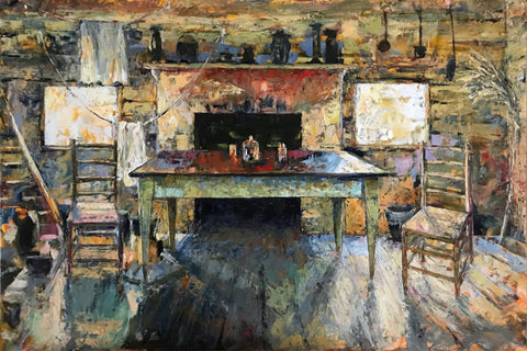 """Home and Hearth"" by Cynthia Rosen"