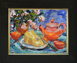 """Lemon Pie, Azaleas and Tea"" by Jill Steenhuis"