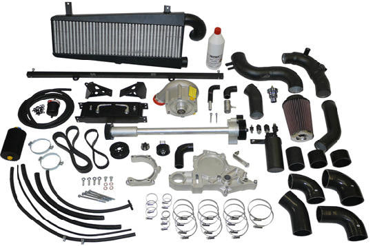 Rotrex Shaft Drive Supercharger Kit - FN2 - TDi North