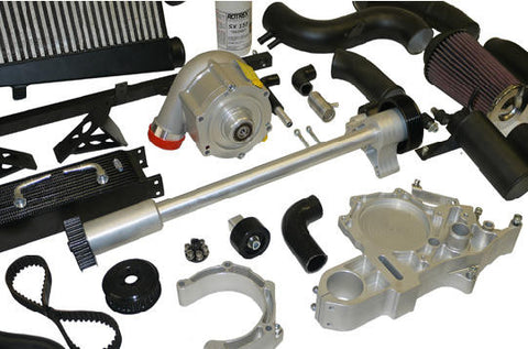 Rotrex Shaft Drive Supercharger Kit - FN2