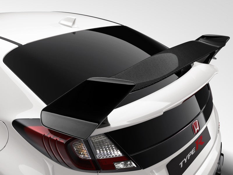 GENUINE HONDA CARBON FIBRE TAILGATE SPOILER CIVIC TYPE R FK2 - TDi North