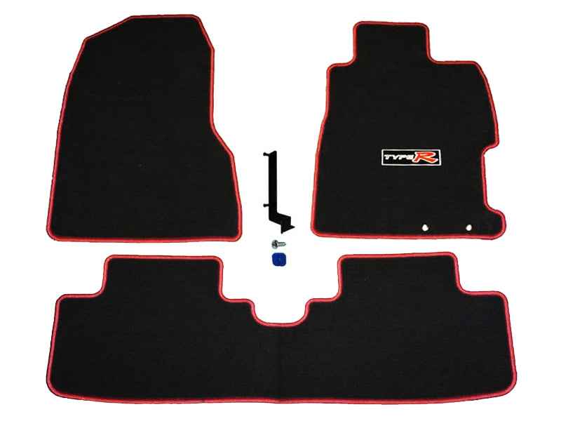 GENUINE HONDA CIVIC TYPE-R EP3 CARPET MATS 2001-2005