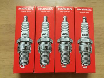 GENUINE HONDA NGK DIFR6A13G SPARK PLUGS - TDi North