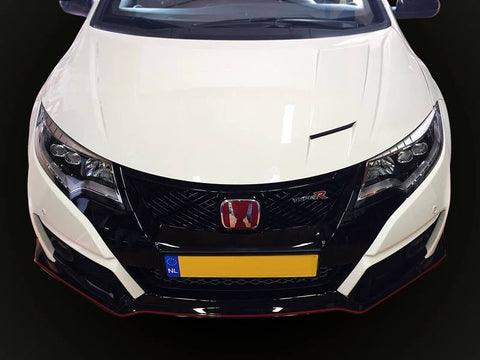 CARBON FIBRE HONDA CIVIC TYPE R FK2 BONNET