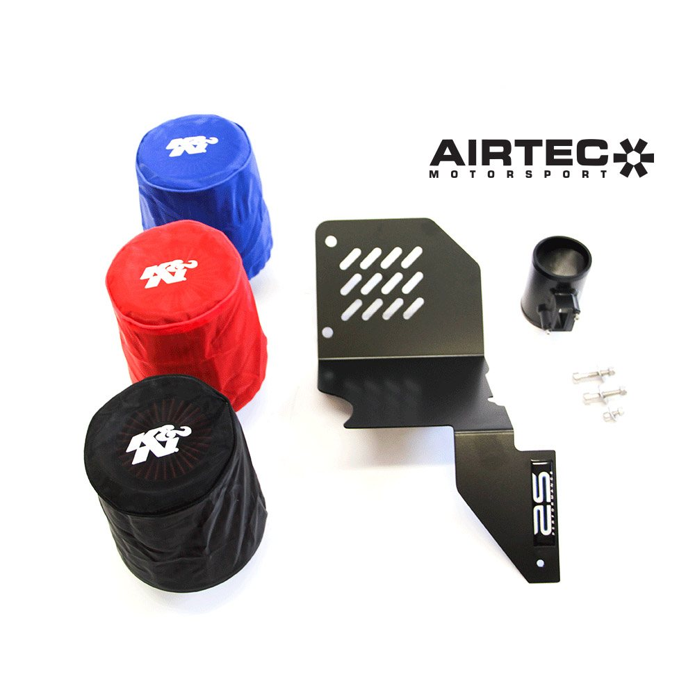 AIRTEC STAGE 2 INDUCTION KIT FOR 1.0-LITRE ECOBOOST 100PS, 125PS & 140PS - TDi North