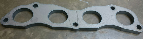 K20 Exhaust Manifold Flange for Turbo manifolds
