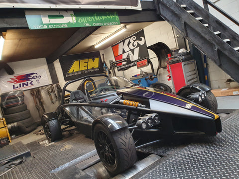 Ariel Atom Turbo Kit - Atom 2 & 3
